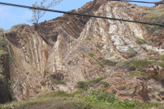 Massive-Folded-Sandtones-with-bedded-gypsum-crystals