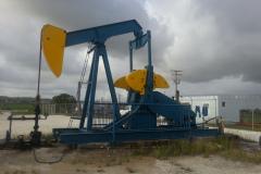 Nodding-Donkey-Woodbourne-Oil-Field